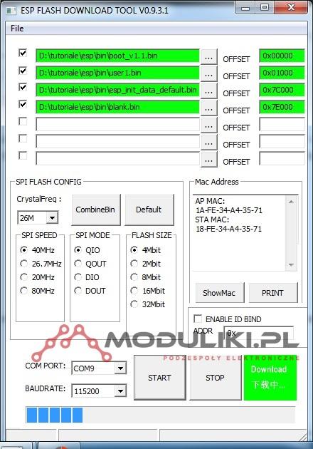 flash download tool